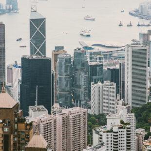hongkong highrise